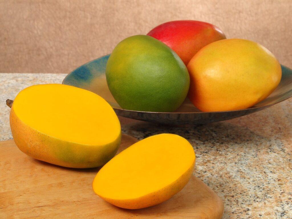 Mangos variados
